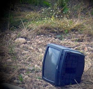 hylätty tv