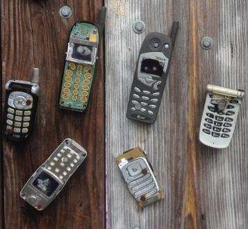 kännykät